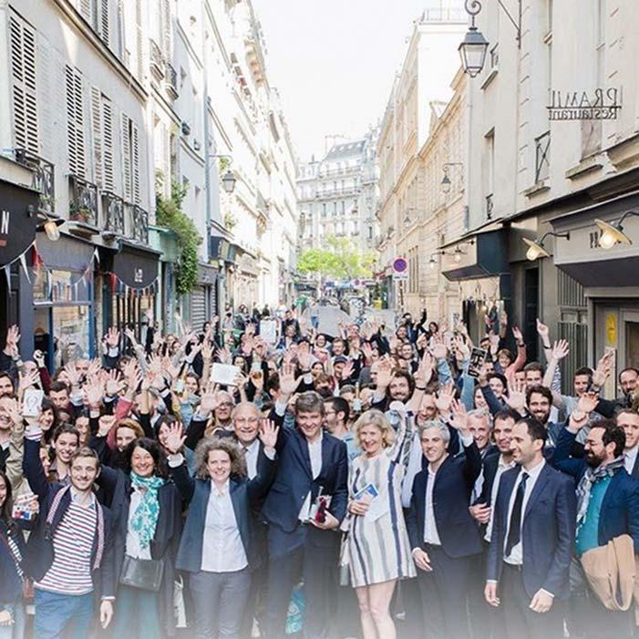Ouverture Rue du Made in France et l'Appartement Français