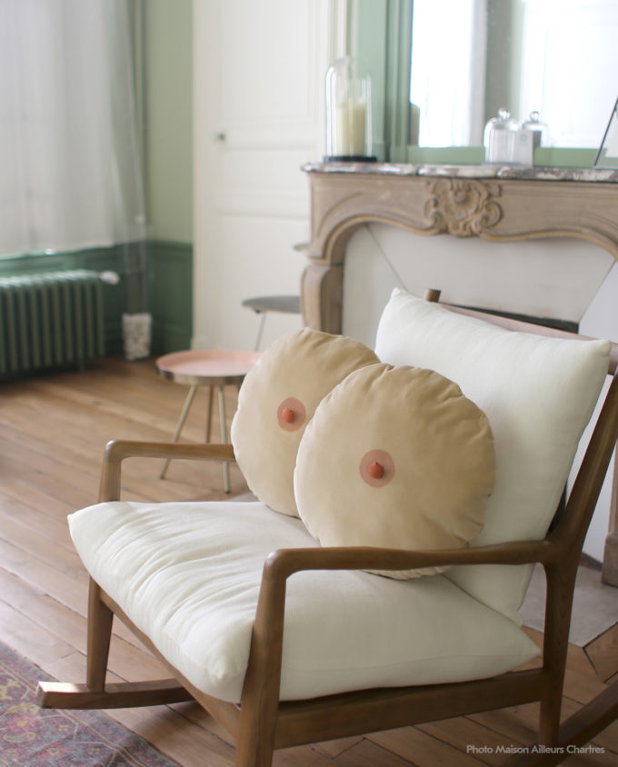 Coussin seins